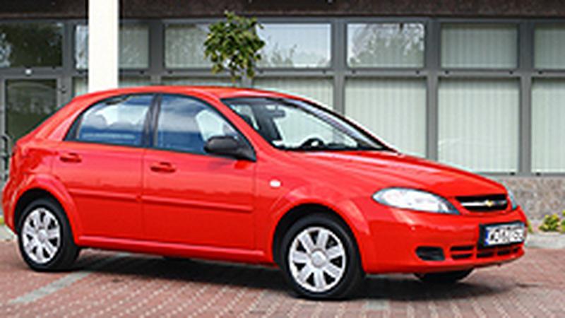 Chevrolet Lacetti 1.4 16V - Niełatwo zdobyć zaufanie...