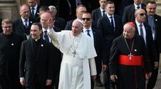 ŚDM 2016. Co Franciszek mówił do księży i zakonnic? Relacja na żywo