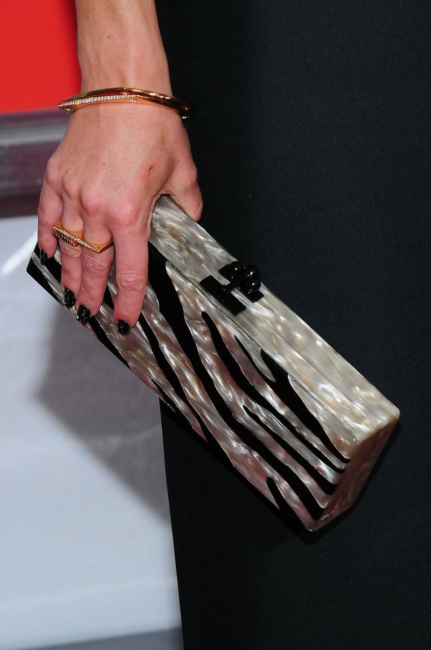 Kate Hudson w sukni Michaela Korsa / fot. Bulls Press
