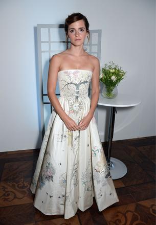 Best Look: Emma Watson w sukni Diora