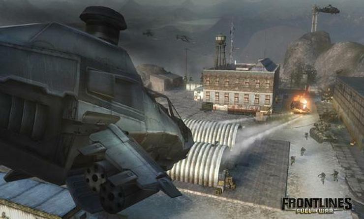 Перейти к скриншоту из игры strong em Frontlines: Fuel of War/em/strong под
