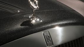 Diamentowy Rolls-Royce na salonie w Genewie