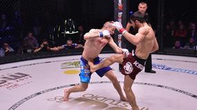 KSW 38: pierwsza taka walka i zwycięstwo Ażijewa - GALERIA