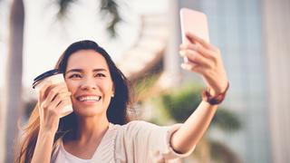 Selfie pozytywnie wpłynie na twoje samopoczucie