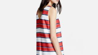 Sukienka w paski idealna na lato!