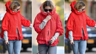 Best Look: Olivia Palermo w kurtce Moncler