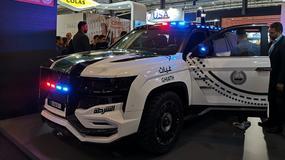 Najnowocześniejszy radiowóz świata – Bestia z Dubaju