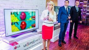Nowe telewizory LG Super UHD - przepiękny obraz i design