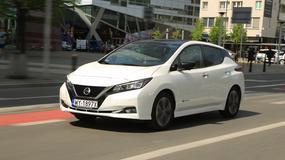 Nissan Leaf - rodzinny elektryk