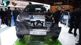 Hyundai ix35: napędzany wodorem (Genewa 2010)