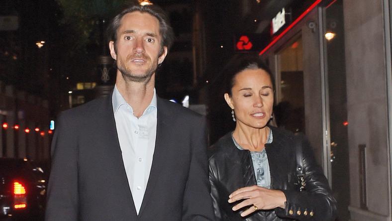 James Matthews és Pippa Middleton alig két hónapja jött össze / Fotó: Profimedia-Reddot