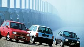 Nissan Micra skończył 25 lat