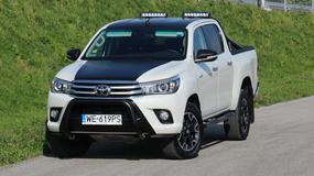 Toyota Hilux 2.4 D-4D - wszechstronny twardziel | TEST