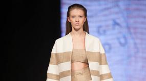 Fashion Week Poland: Aga Pou - kolekcja wiosna lato 2014