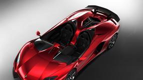 Lamborghini Aventador J: kaprys nie musi mieć dachu
