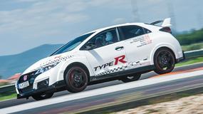 Honda Civic Type R: rekordowe czasy na pięciu torach w Europie