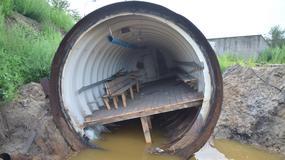 Gdańsk: Odkopano niemiecki okręt podwodny. W PRL-u służył jako schron podziemny
