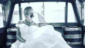 Najpiękniejsze suknie ślubne gwiazd w 2016 roku
