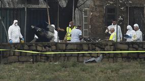 Samolot, który rozbił się na Malcie, pełnił misję rozpoznawczą