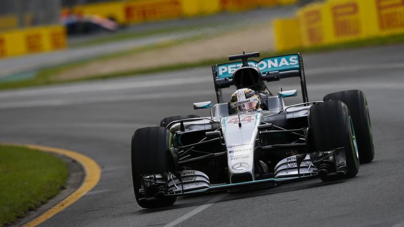 Lewis Hamilton továbbra is a leggyőrsabb /Fotó: AFP