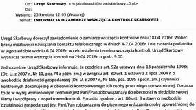 E-mail z Urzędu Skarbowego? Ministerstwo Finansów ostrzega przed oszustwem