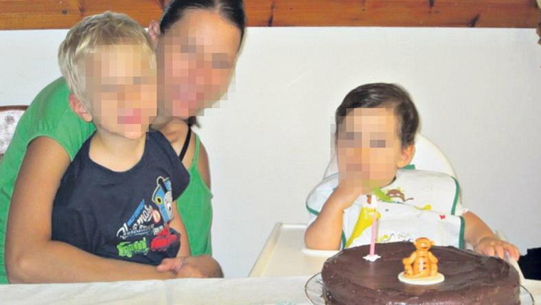 Boglárkát halálra késelhette volt szerelme, míg a nő két gyereke be volt zárva a lakásba / Fotó: Facebook