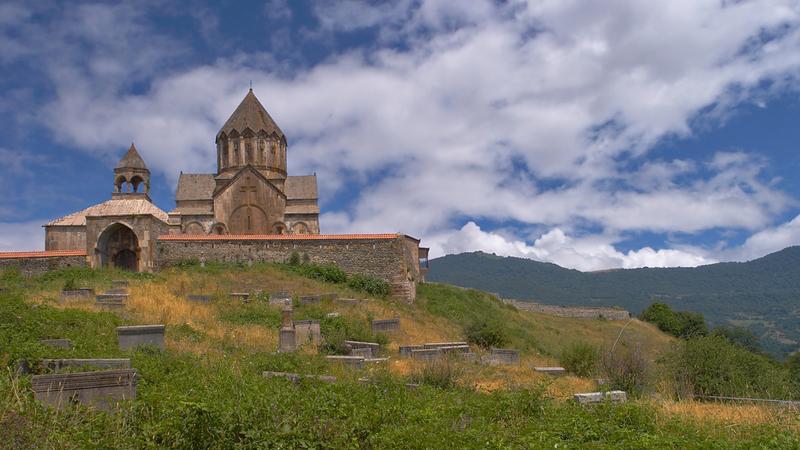 Monaster Gandzasar