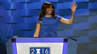 Best Look: Michelle Obama w sukience Siriano