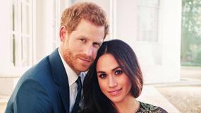 Książę Harry i Meghan Markle na zaręczynowych zdjęciach. Są piękni!