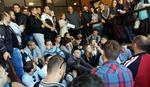 PROTEST NA ŠUMARSKOM Oko 100 apsolvenata blokiralo fakultet