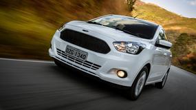 Ford Ka Plus - model trafi do Europy w tym roku!