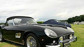 Ferrari: gwiazdy aukcji Leggenda e Passione