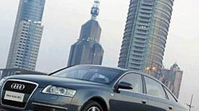 Audi: zagraniczny rynek zbytu nr 1 – Chiny