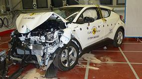 Testy zderzeniowe Euro NCAP: 6 aut rozbitych – 3 dobre, 3 słabe