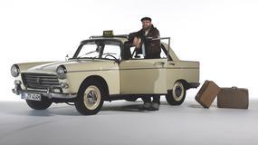 Peugeot 404: w służbie na ulicach stolicy Niemiec