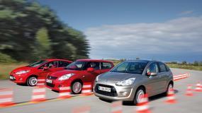 Małe jest piękne: Ford Fiesta kontra Suzuki Swift i Citroen C3