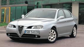 Alfa Romeo 166 2.4 JTD aut. Progression - mocna i oszczędna