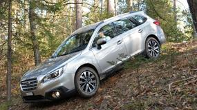 Nowy Subaru Outback: sam wyhamuje i przyspieszy