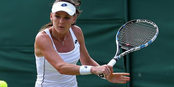 Agnieszka Radwańska awansowała do czwartej rundy Wimbledonu