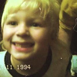 Igor Herbut jako dziecko. Ale był słodkim maluchem!