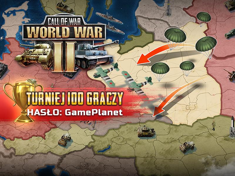 Wyjątkowy turniej Call of War