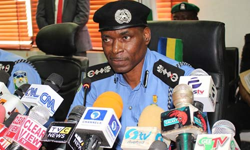 Inspector General of Police, Mohammed Adamu (Punch)