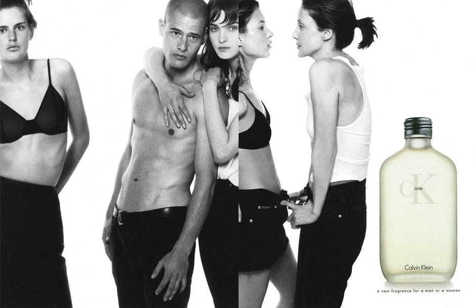 Reklama CK One