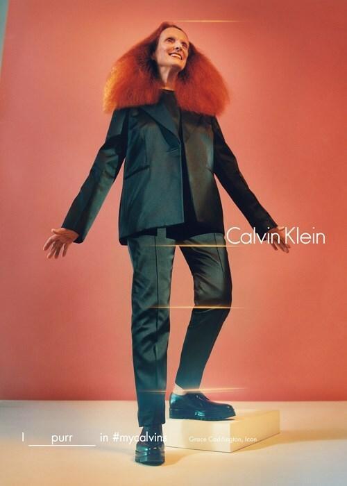 Calvin Klein AW 2016