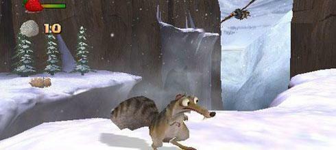 """Screen z gry """"Epoka Lodowcowa 2: Odwilż"""""""