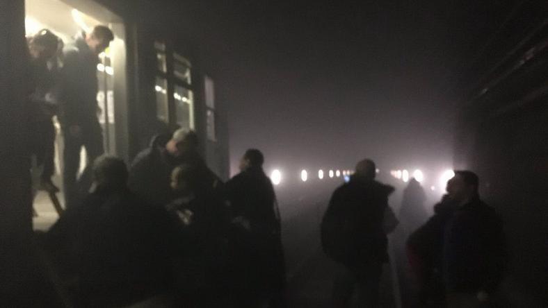A brüsszeli metróban és a repülőtéren is robbantottak a terroristák /Fotó: MTI