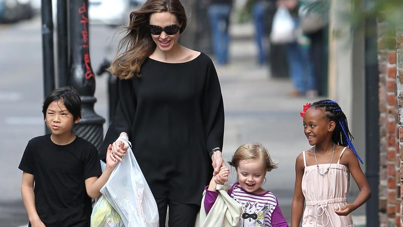 Angelina Jolie színészeket faragna gyerekeiből  /  Foto:Profimedia-Reddot