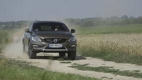 Za ładne na dziurawe drogi - test Volvo V60 Cross Country