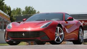 Nowe zdjęcia Ferrari F12 Berlinetta