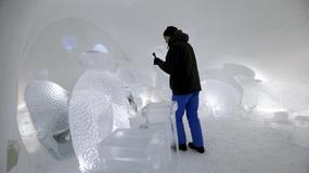 Ledeni hotel u Jukasjerviju